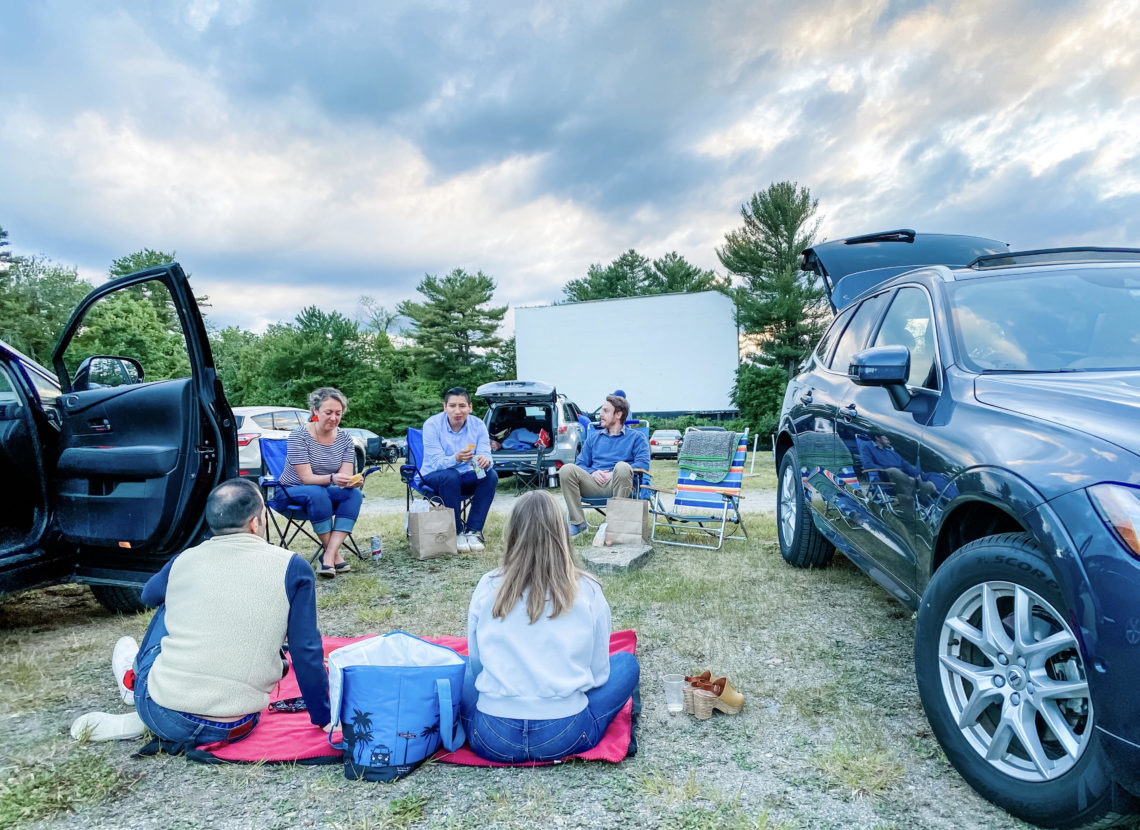 Drive in movie theater, Saco Drive In, Maine Drive In, things to do in Saco Maine, Things to do in Southern Maine