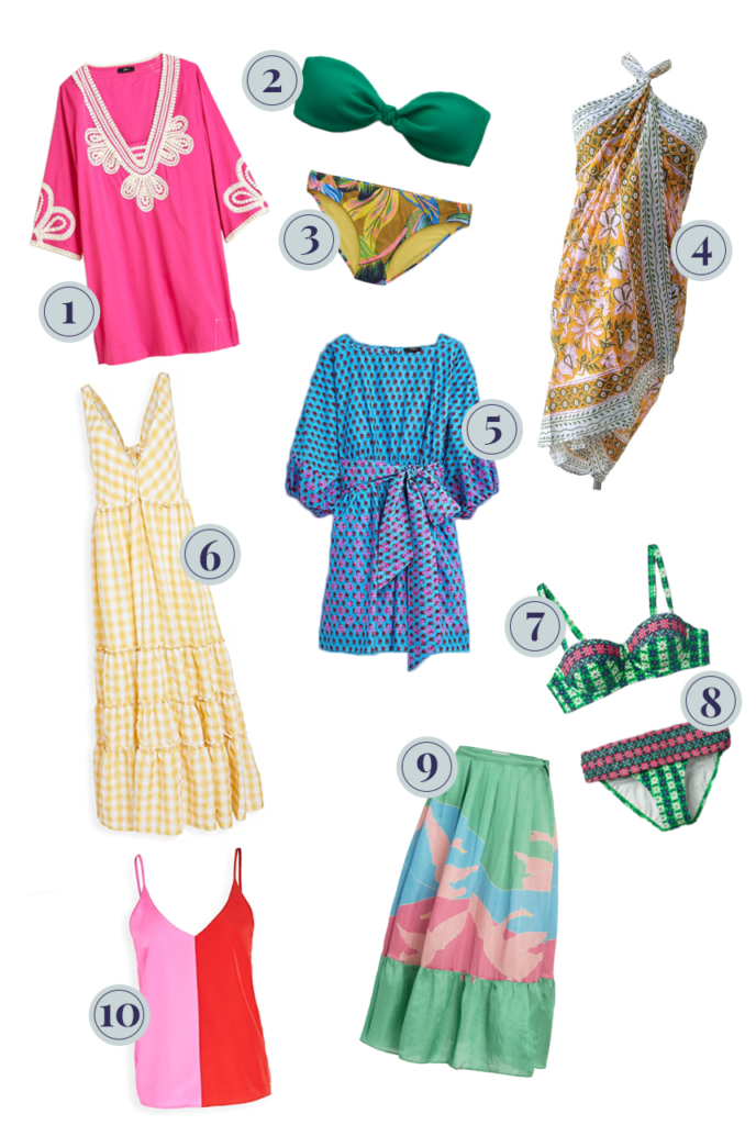 What to wear in Mauritius, Mauritius packing list, Stripes by the Sea travel guide, Stripes by the Sea Mauritius, Mauritius travel guide, Mauritius preppy fashion